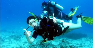 Discover Scuba Diving trips for Beginners in Goa by PADI