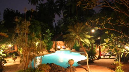 Pousada Tauma 5-start resort Baga goa