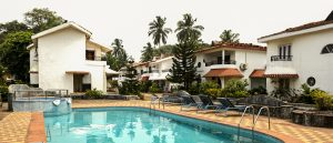 Cheap and budget hotels near Baga Beach Goa