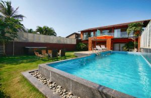 Villas in Goa for rent with private pool