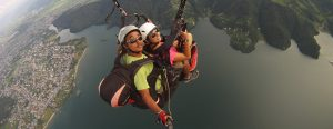 Why choose Paragliding at Vagamon, Kerala