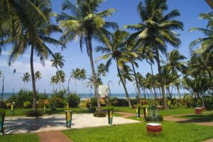 Hotels and Resorts in Goa with private beach
