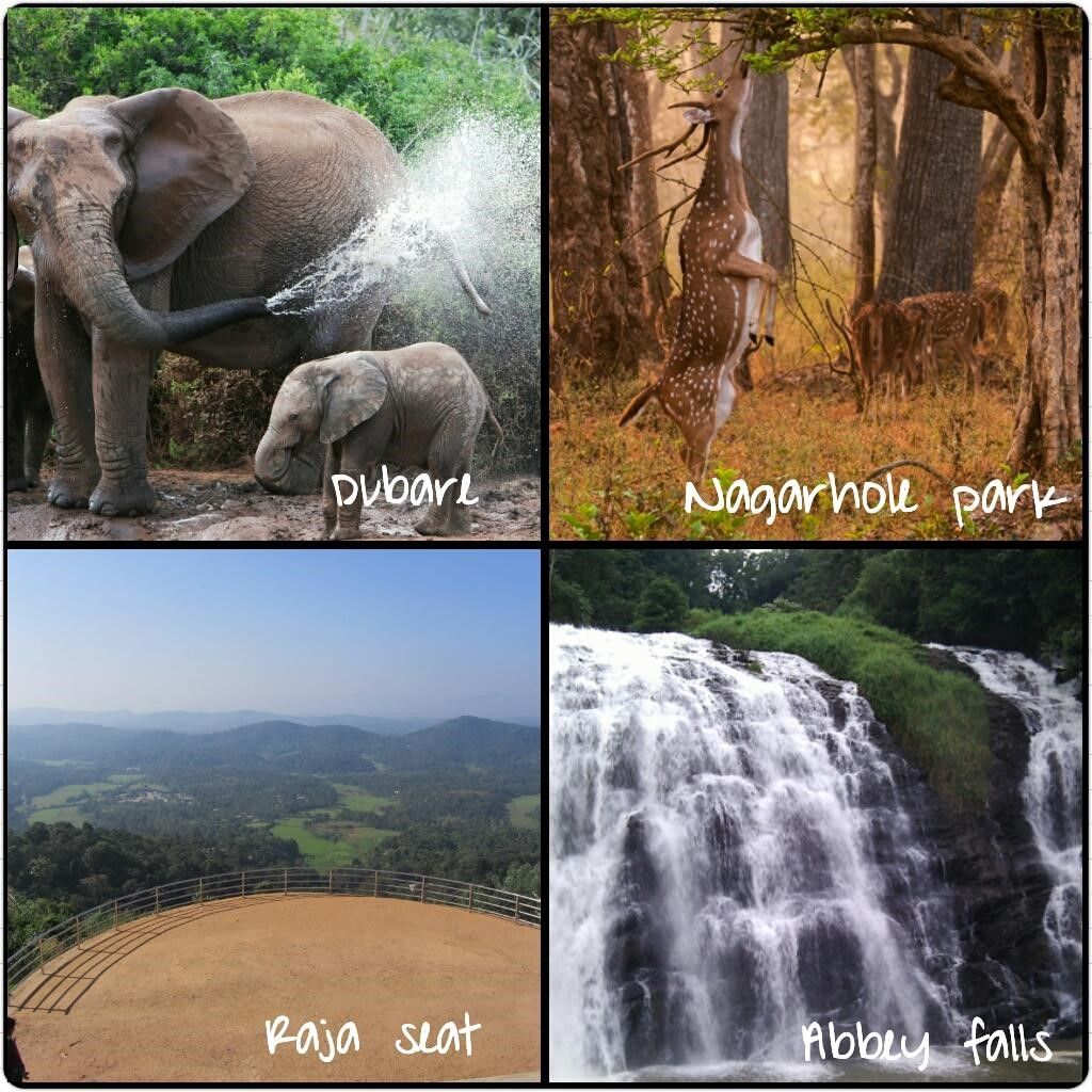 Pitstop Coorg Places